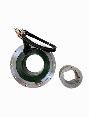 Permanent magnet torque motor -- ed series tail electric spindle
